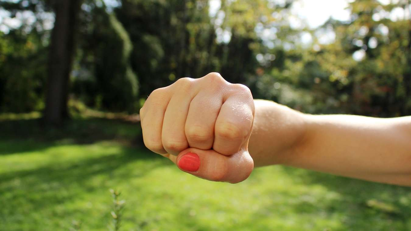 Man invents video chat with punching