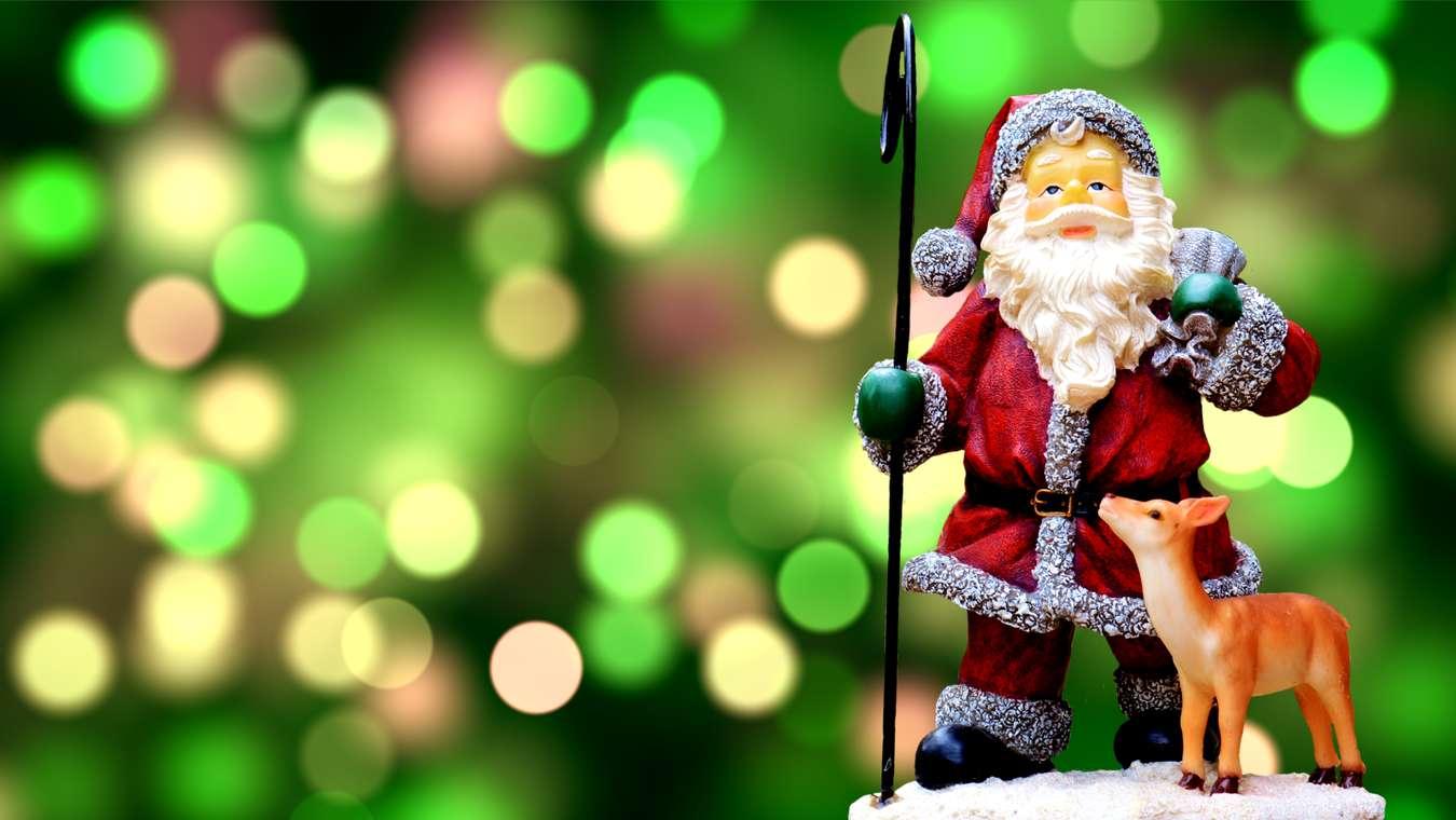 Santa Claus Considering Sending In Sick Note