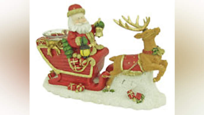 image for Santa Claus & Reindeer All Died Last Year