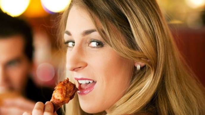 image for Woman Admits Going to Company Lunch Only for Free Food