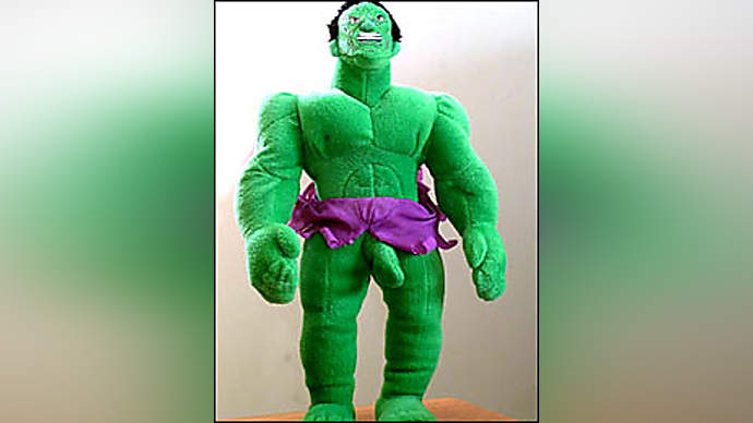 image for Hulk Porn Greeted With Bad Press