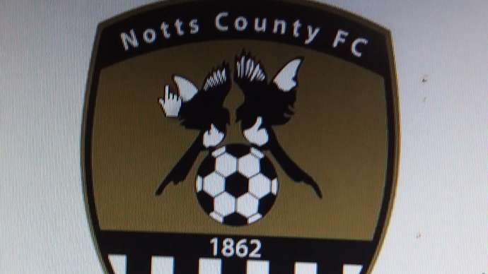 image for Notts County, The Oldest Football Club In The World, Drop Through The 'Trap Door'