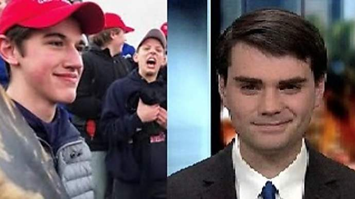 image for CNN Libel Trial Bombshell: Smirking Student in Viral Covington High Video was Actually Ben Shapiro
