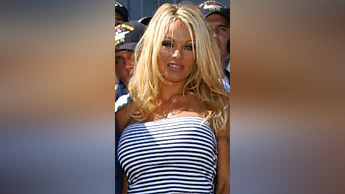 image for Pamela Anderson May Be Prohibited From Running In The New York City Marathon