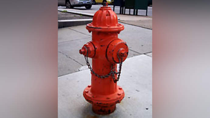 image for Revolving Fire Hydrants In NYC Causing Dogs To Fall Into Their Own Urine