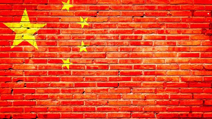 image for Trump Threatens China With Wall