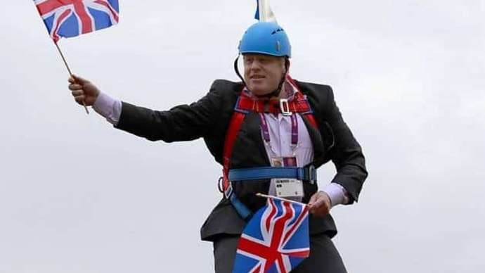 image for Boris Johnson Reveals Brexit Date Was Chosen To Coincide With Jimmy Savile's Birthday