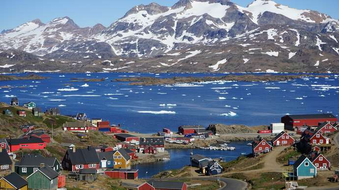 image for Donald Trump Buys Greenland So That He Can Be King Of Something.