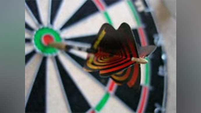 image for Darts for the Olympics - The Great Prophet Nostradumbass