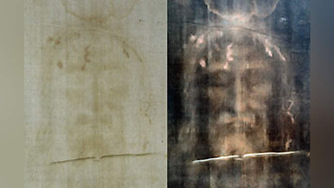 image for Church Accidentally Sends Shroud Of Turin To Dry Cleaners
