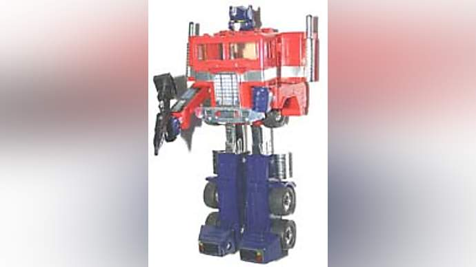 image for Optimus Prime Involved in Tragic Road Accident