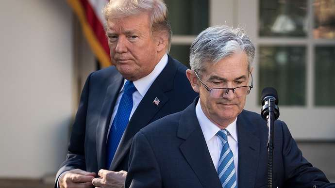 image for Savers Need to be Punished with Lower Interest Rates Due to Trump Tariffs, Says Fed Chief Powell