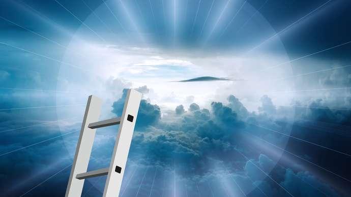 image for Man Dies After Walking Under Ladder