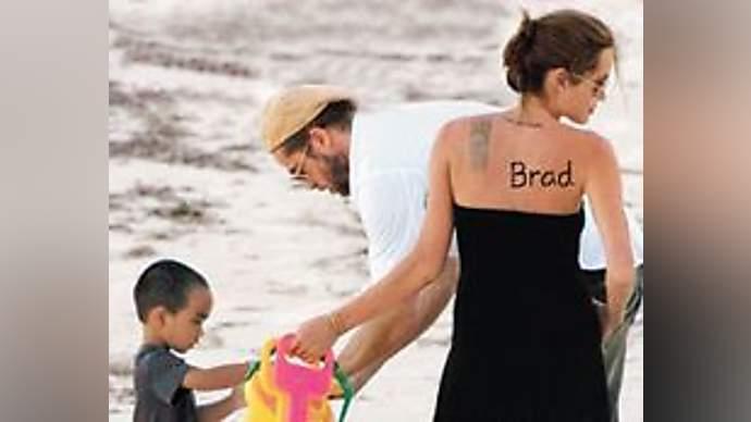 image for Press summit held to create Brad Pitt Angelina Jolie media nickname