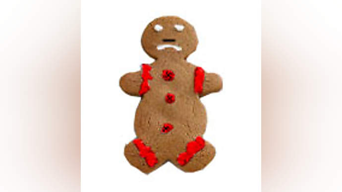 image for William and Harry snap up Nazi gingerbread men collection