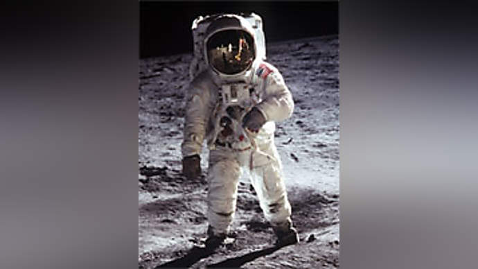 "image for Neil Armstrong finally ""tops Moon Landing feeling"": Exclusive interview"