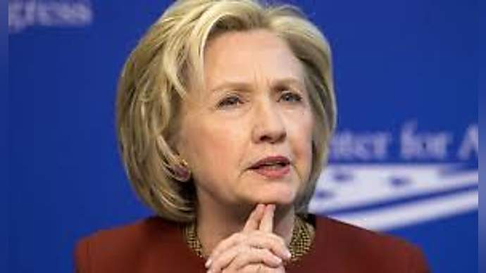 image for Spoof reporter unearths transcripts of Hillary Clinton speeches to Goldman Sachs and how she earned the money