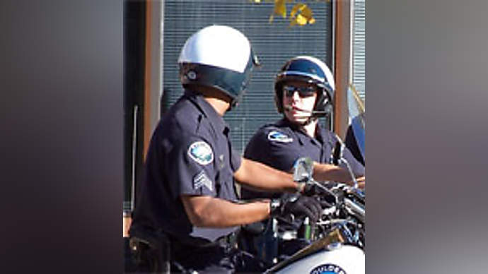 image for Hong Kong Police Train U.S. Campus Cops