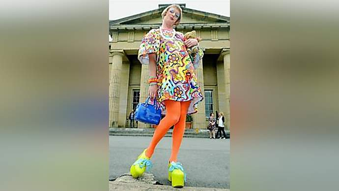 image for Abba to Reform with Grayson Perry