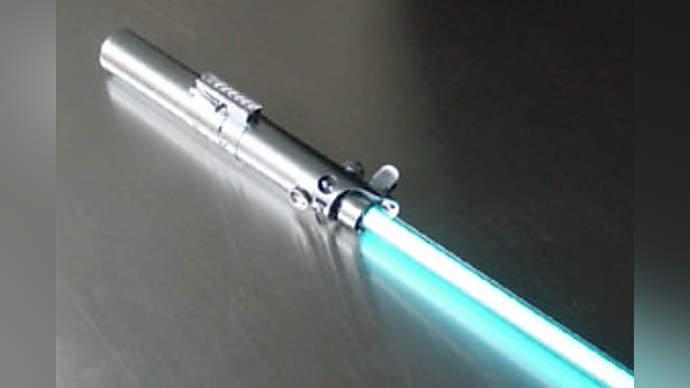 image for Korean Manufacturer Debuts Lightsabre