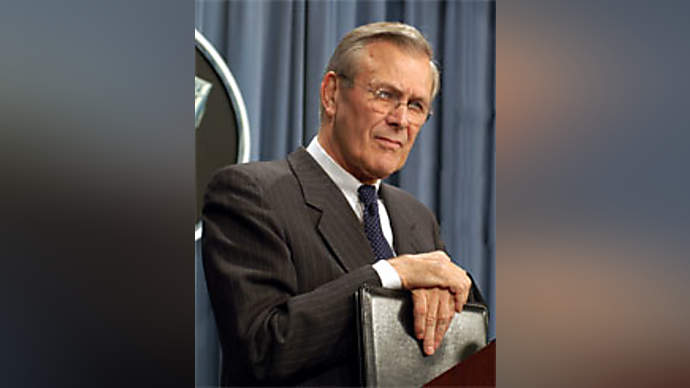 image for Deciphering Donald: A Look at the Rumsfeld Doctrine of Information Dissemination