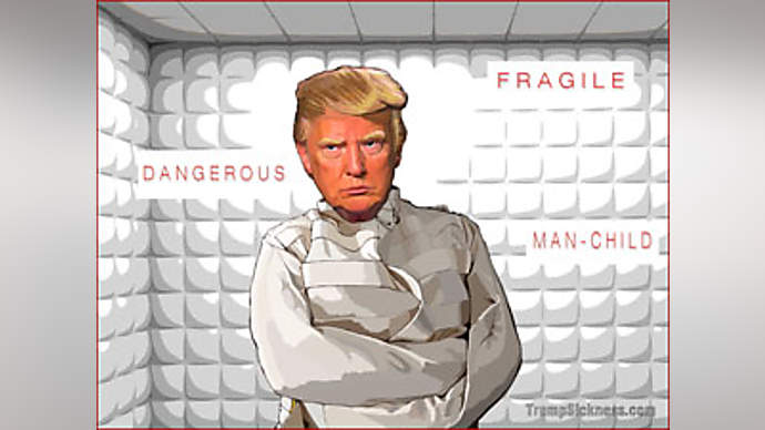 image for Trump Suffering from Separation Anxiety