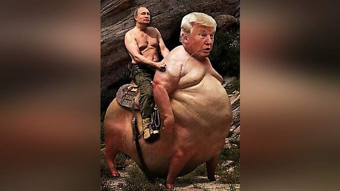 image for Putin says he will obtain Podesta Mail Server for his good buddy Trump.com™ on behalf of FBI