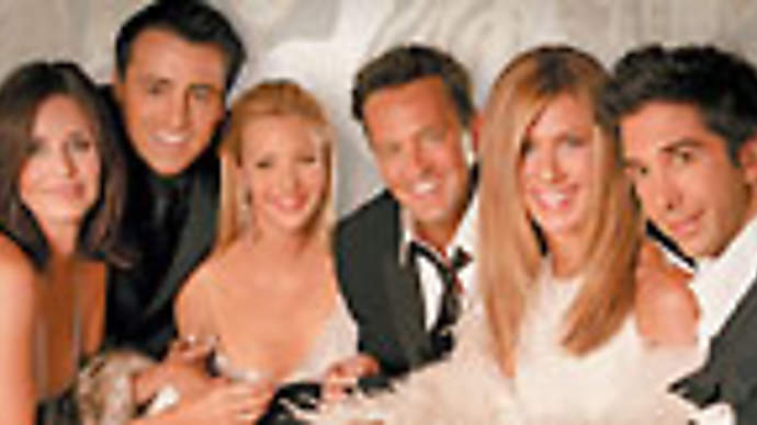 image for Poll says 'Friends' is forgotten
