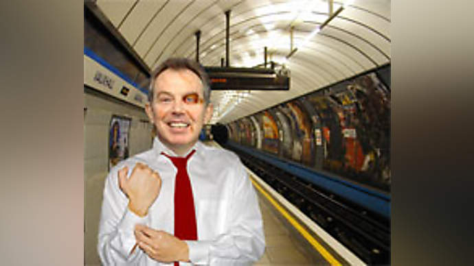 "image for Tony Blair ""I'm proud of my buttocks"""