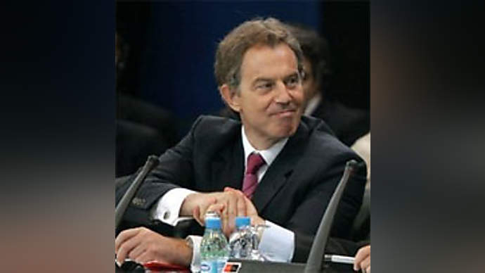 image for Tony Blair resigns as Middle East peace envoy