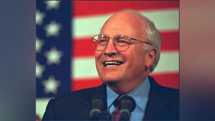 image for Cheney Says New US Constitution Will Be Drafted By Chinese Scholars
