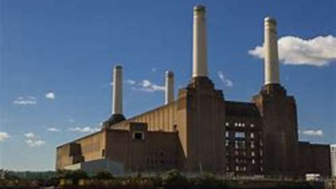 image for Battersea Power Station to be pushed over onto its side says government