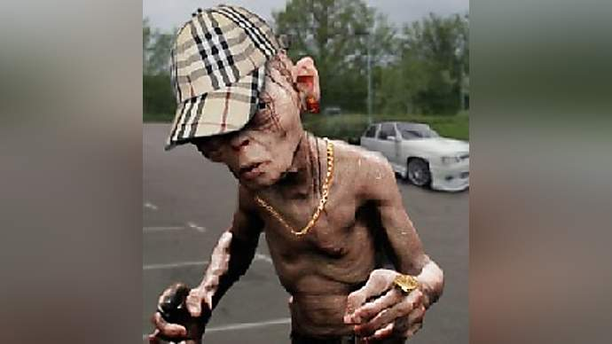 image for Gollum Fired from Hobbit Movie