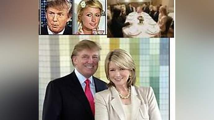 image for Donald Trump Wants To Convert Paris Hilton Into A Gambling Mecca With Martha Stewart's Help