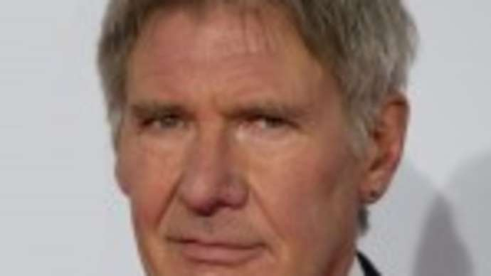 image for Hollywood Bombshell: Harrison Ford Dying From Dutch Elm Disease