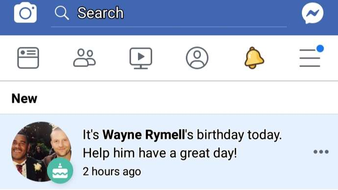 image for Man Is Absolutely Sick And Tired Of Having To Wish His Facebook 'Friends' Happy Birthday