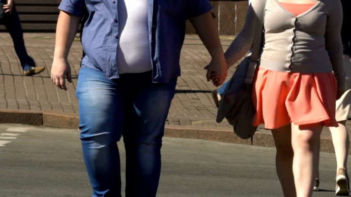 image for Individuals Above Certain BMI Cautioned Against Jaywalking