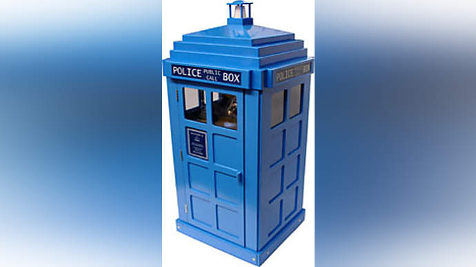 image for Dr Who stopped at Heathrow Airport he should have used his Tardis