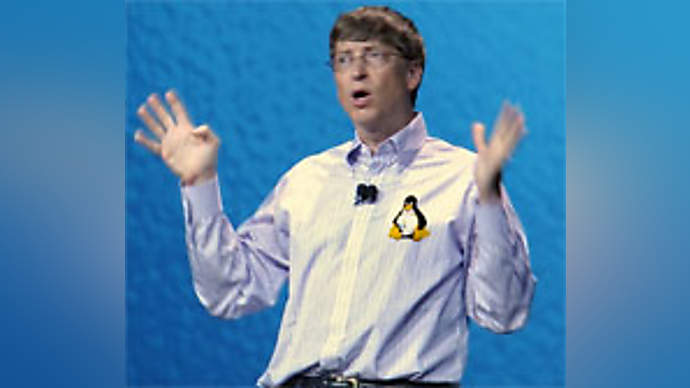 image for Bill Gates becomes ruler of Earth!