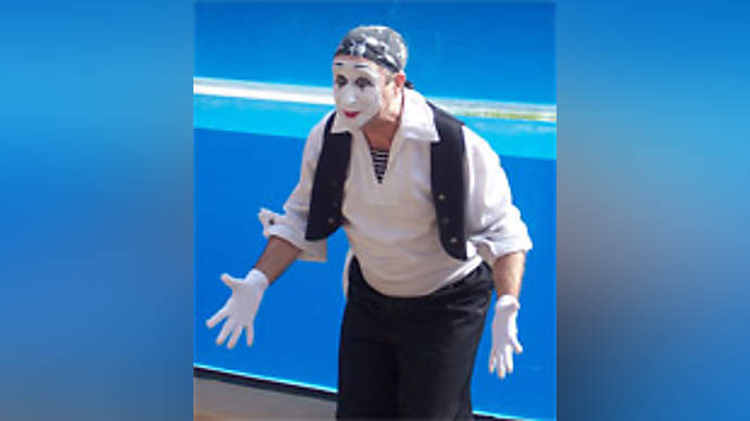 image for MSNBC Hires Mime Favorite & Longtime Radio Talk Show Host