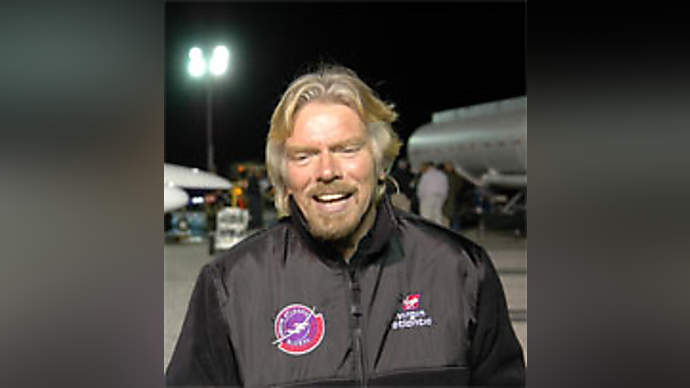 image for Virgin Boss Sir Richard Branson Tells Of His Notable 'Firsts'