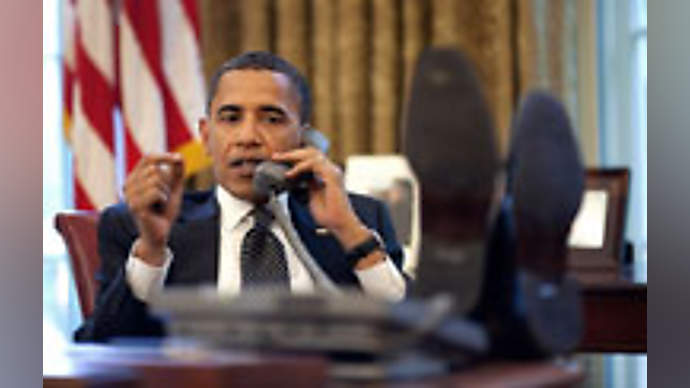 image for Obama tells students 'sorry, you missed the boat'