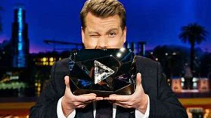 image for Survey: 9 out of 10 Londoners want James Corden to be fired into the Sun