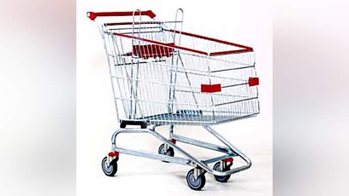 image for Schumacher shopping trolley shocker!