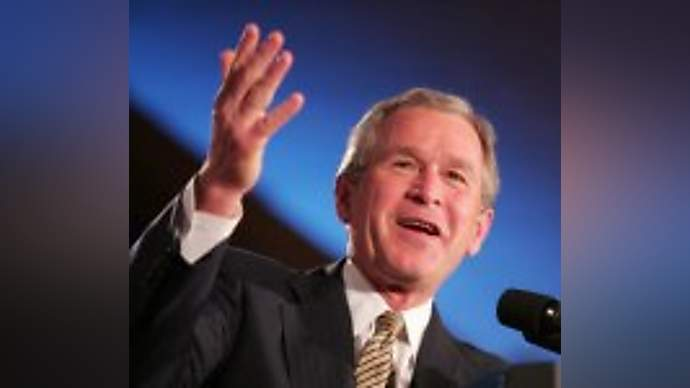 image for October Surprise: Bush Declares Obama Enemy Combatant