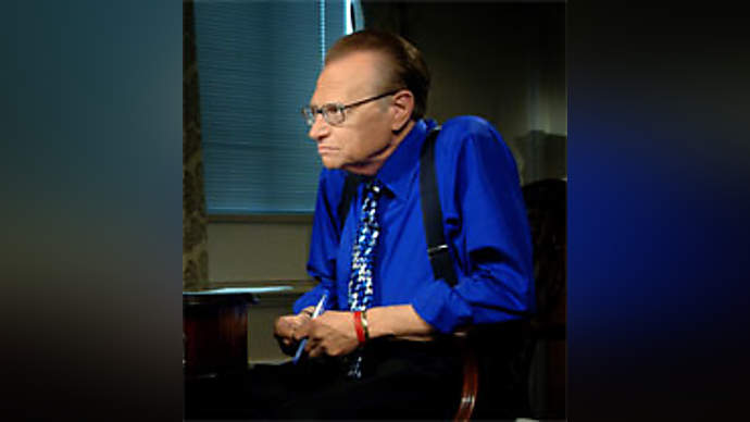 image for Larry King Interviews Lindsay Lohan, Paris Hilton and Britney Spears