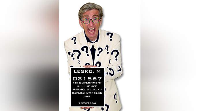 image for Matt Lesko arrested for selling Federal Government secrets