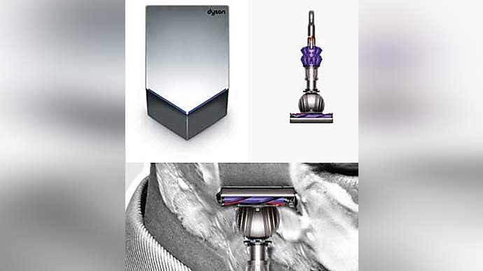 image for Dyson Enters Razor Market With Air Blade