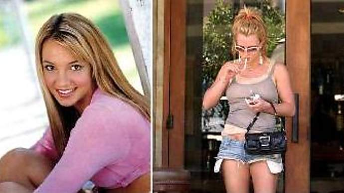 """image for Britney Spears Loses Ability to """"Drop It Like It's Hot"""""""