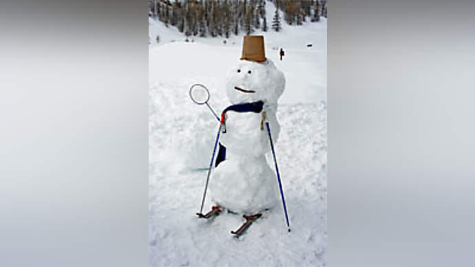 "image for Frosty poses nude in an ""all"" men's magazine"